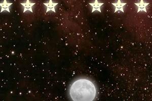 月亮打星星小游戏