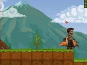 獵人的生存日記小游戲