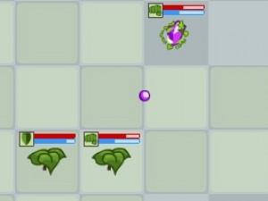 外星植物大战中文版小游戏
