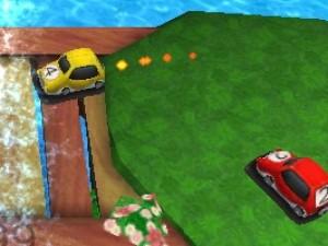 雙人碰碰車3D小游戲