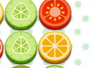欢乐水果来相连小游戏