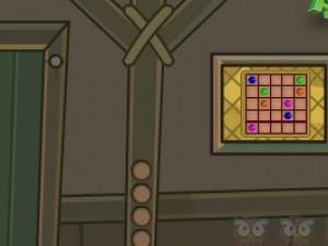 逃出简易的屋子小游戏