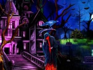 逃出可怕的別墅小游戲