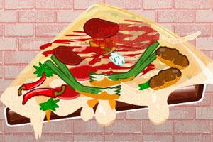 设计比萨小游戏