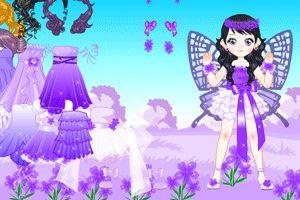 芭比之蝴蝶仙子小游戏