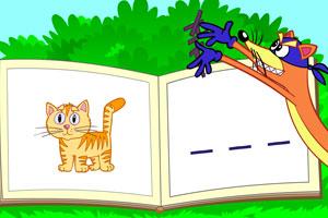 朵拉教英语小游戏