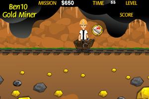 少年骇客之黄金矿工小游戏