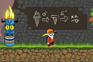矿工丛林冒险小游戏
