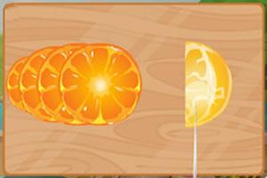 热带菠萝沙拉小游戏