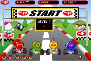 跑跑卡丁车单机版小游戏