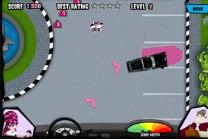吸血鬼私人司机小游戏