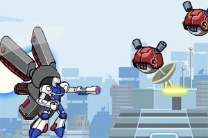 终极机器人之战小游戏