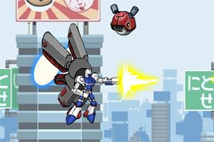 终极机器人之战无敌版小游戏