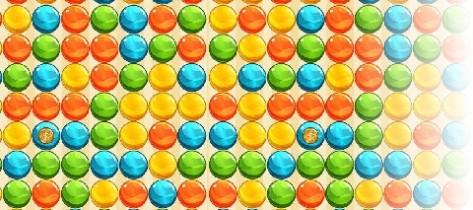 彩色小泡泡游戏