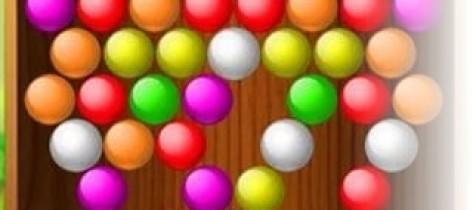 多彩泡泡游戏