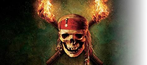 加勒比海盗游戏