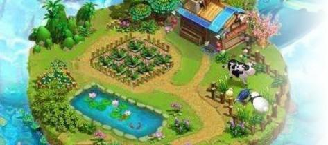 农场种菜赚钱游戏