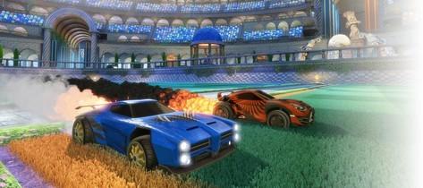 赛车竞技游戏