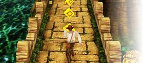 神庙逃亡游戏