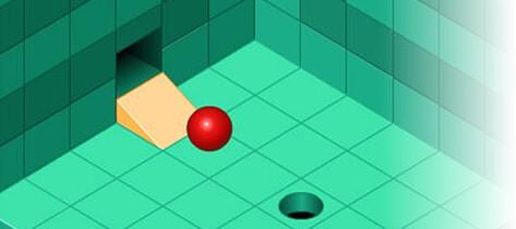 小球进洞游戏