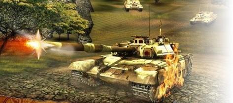 战争军事类游戏